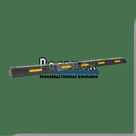 Колесоотбойник резиновый L - 2,0 усиленный