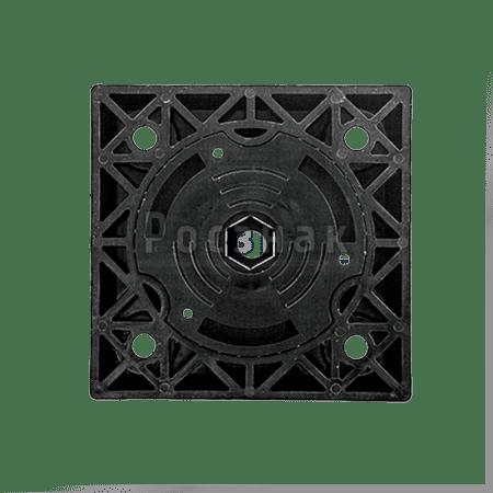 Столбик парковочный гибкий 750мм черный разборный