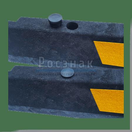 Колесоотбойник полимерный L - 2,0