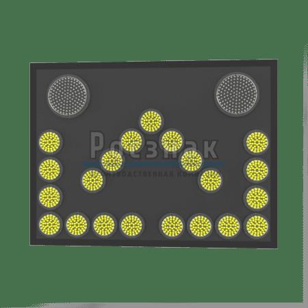 Импульсная стрелка для прицепов прикрытия