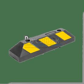 Колесоотбойник резиновый L - 0,55