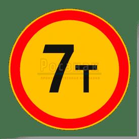 3.11 Ограничение массы (временный)