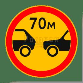 3.16 Ограничение минимальной дистанции (временный)