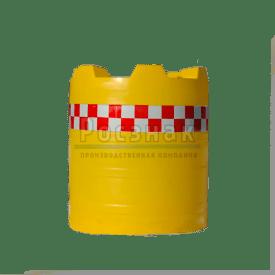Буфер дорожный цилиндрический