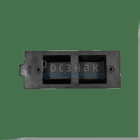 Делиниатор резиновый (с выступом)