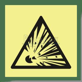 W 02ФС  Взрывоопасно