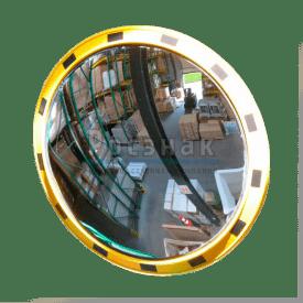 Зеркало круглое индустриальное