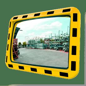 Зеркало прямоугольное индустриальное