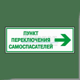 KZG15 Пункт переключения самоспасателей