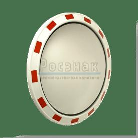 Зеркало круглое со световозвращающей окантовкой