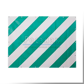 Баннерная сетка зеленая
