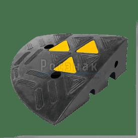Съезд с бордюра 100мм концевой элемент (Тип 1)