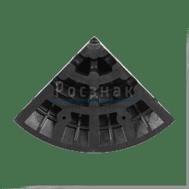 Съезд с бордюра 150мм концевой элемент