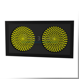 Светофор транспортный Т.7 двойной