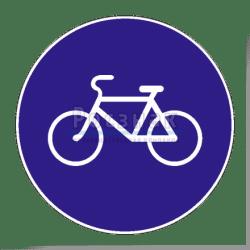 4.4.1 Велосипедная дорожка или полоса для велосипедистов