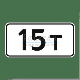 8.11 Ограничение разрешённой максимальной массы